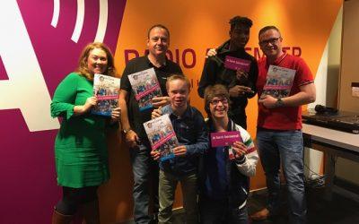 Radioprogramma 'Op weg naar DownTown Ophelia'