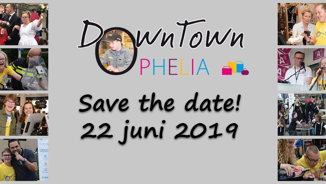 Nieuwe datum 2019: 22 juni